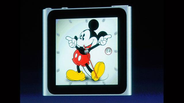 PHOTO: iPod Nano