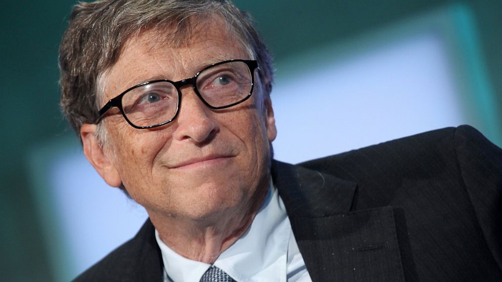 a biography of bill gates cofounder of the microsoft corporation