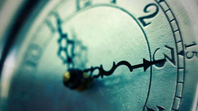 PHOTO: Daylight Savings Time