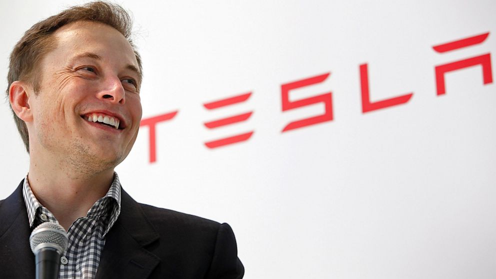 Tesla Motors Announces Plan For Automated Driving