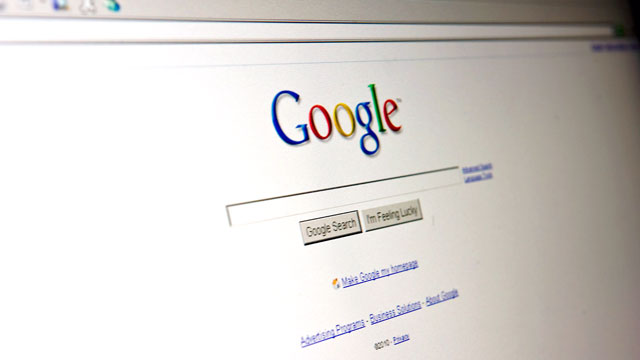 "PHOTO: A study by a Harvard researcher found that Google ad delivery shows a ""racial bias."""