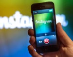 PHOTO: A Facebook Inc. employee demonstrates the new video feature with Instagram during an event at the companys headquarters in Menlo Park, Calif., June 20, 2013.