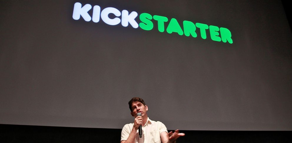 PHOTO: Kickstarter Co-founder Yancey Strickler attends the Sundance Institute ShortsLab at the BAM Peter Jay Sharp Building on July 9, 2011 in Brooklyn, New York.