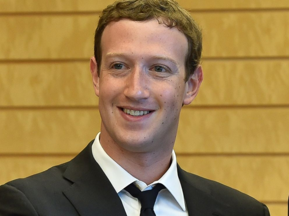 PHOTO: Mark Zuckerberg is seen during a visit to the Japanese Prime Ministers official residence in Tokyo on Oct. 20, 2014.