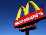 PHOTO: McDonalds is rolling out a state-of-the art security system across Australia that douses fleeing robbers with an invisible, synthetic DNA spray.