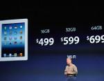 PHOTO: New iPad announcement