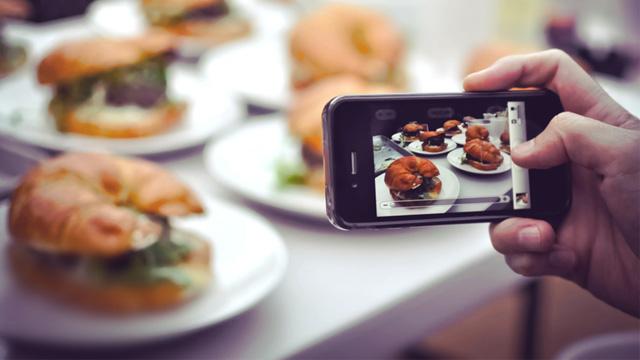 Restaurants Placing Informal Ban On Food Flash Photography Abc News