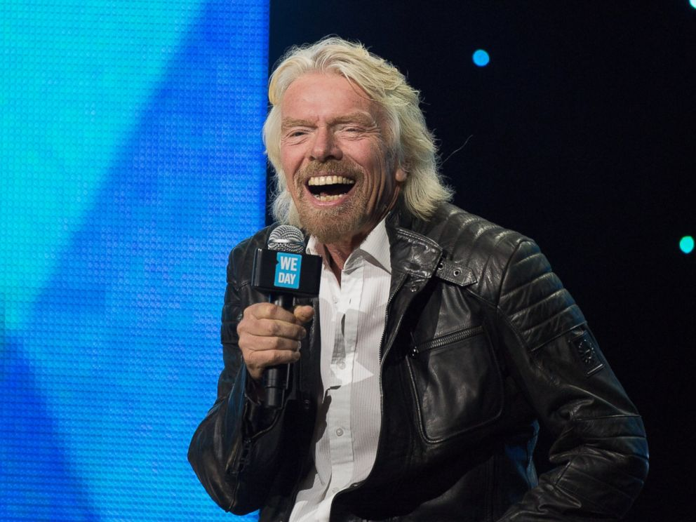 Richard Branson: How to Get Your Own Island