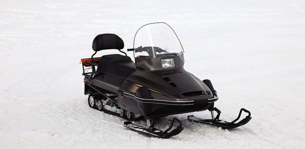 PHOTO: The Canadian government is reportedly working on a stealth snow mobile (not pictured).