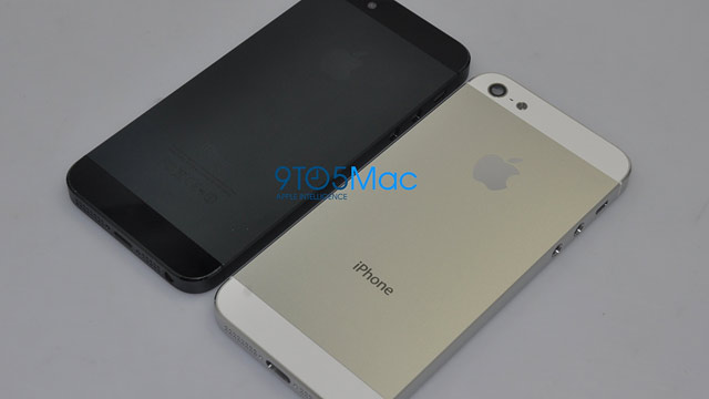 PHOTO: A purported image of the iPhone 5, obtained by the 9to5Mac website.