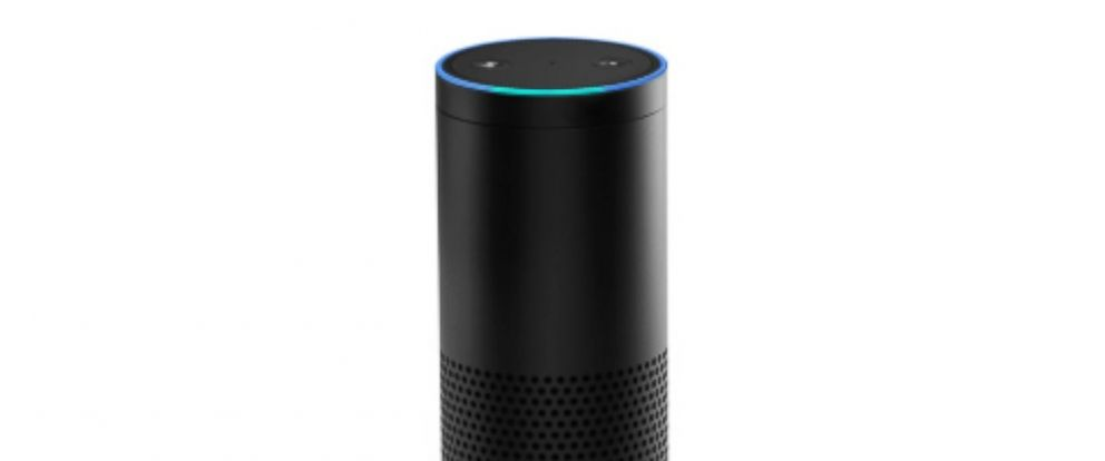 Amazon Echo speaker is a new category of device designed around your voice.