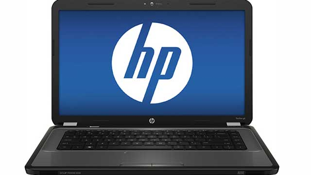 PHOTO: HP's Pavilion G6 is a budget laptop that starts at $400.