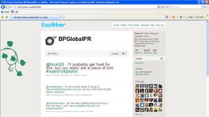Fake BP Twitter Account Mocks Oil Spill PR Efforts