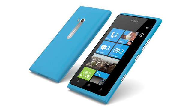 PHOTO: Nokia's Lumia 900 is the first AT&T LTE Windows Phone to hit the market.