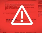 """PHOTO: Microsoft attacks Gmails ad policy in its """"Scroogled"""" campaign."""