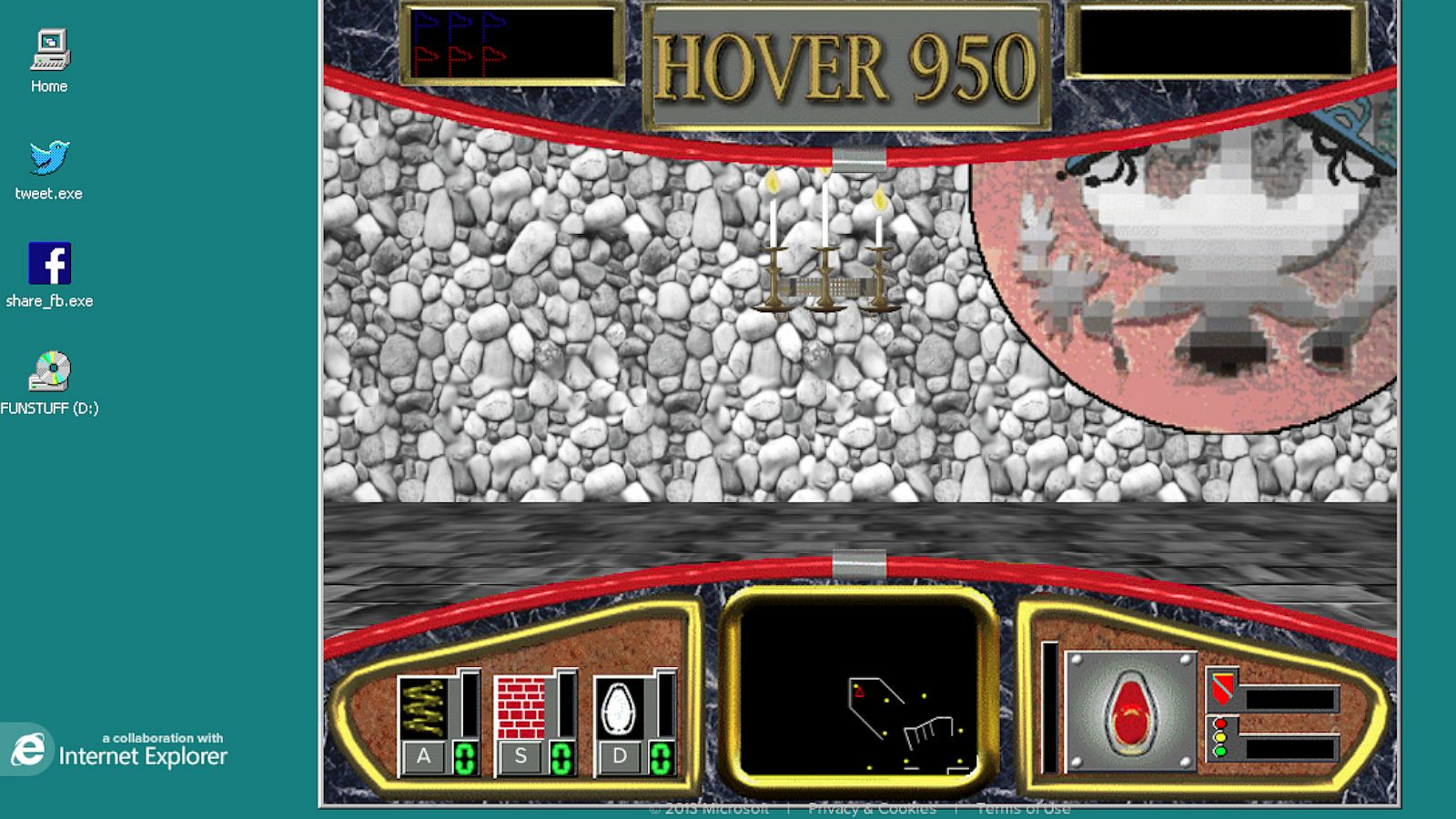 Microsoft Hover: Go Back to Windows 95 with Microsoft's Re-Released