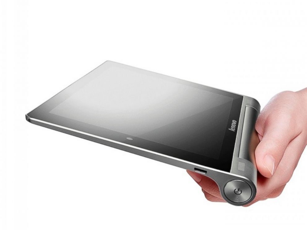 PHOTO: Lenovos Yoga Android Tablet starts at $249.