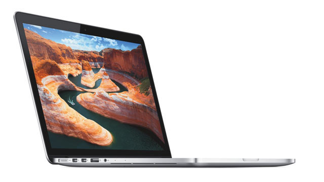 PHOTO: Apples 13-inch MacBook Pro with Retina Display starts at $1,699.
