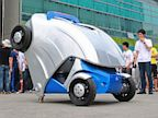 PHOTO: Armadillo-T folding car