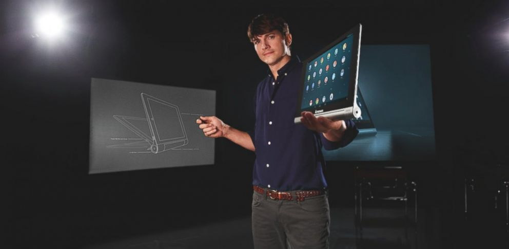 PHOTO: Ashton Kutcher has been named a Lenovo Product Engineer.