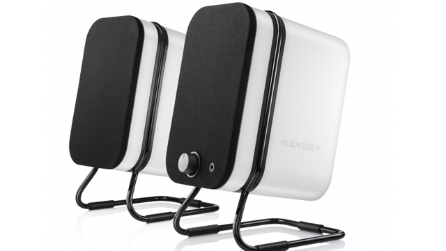 PHOTO: The $300 Audyssey Wireless speakers