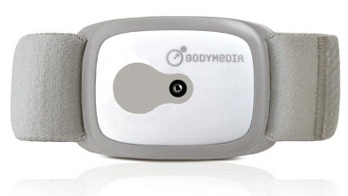 PHOTO: BodyMedia's CORE arm band monitors your physical activity, including steps taken and calories burned.