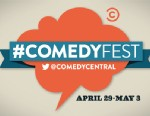 PHOTO: Comedy Central will host a comedy festival on Twitter from April 29 through May 3.