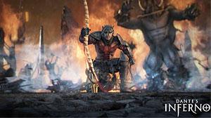 Raising Hell Ea S Dante S Inferno Stokes Fire Abc News