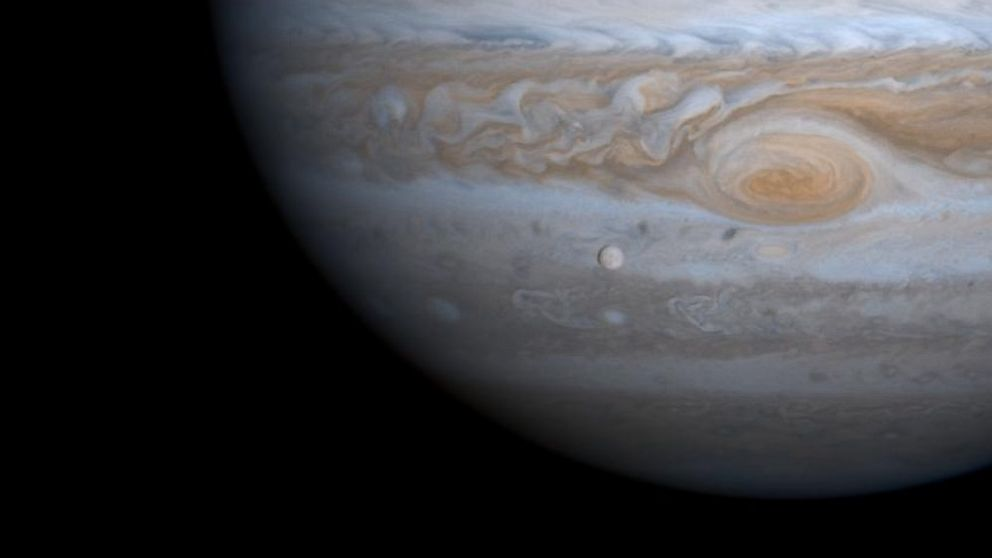 NASA Mission to Europa to Search for Extraterrestrial Life ...