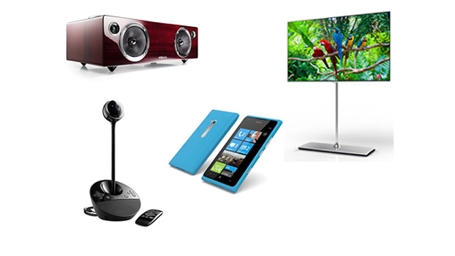 PHOTO: Gadgets of the week March 29, 2012 from Samsung, LG, Nokia and Logitech.