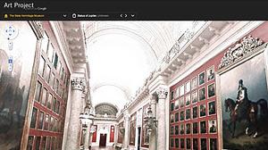 PHOTO Screen grab Google Art Project