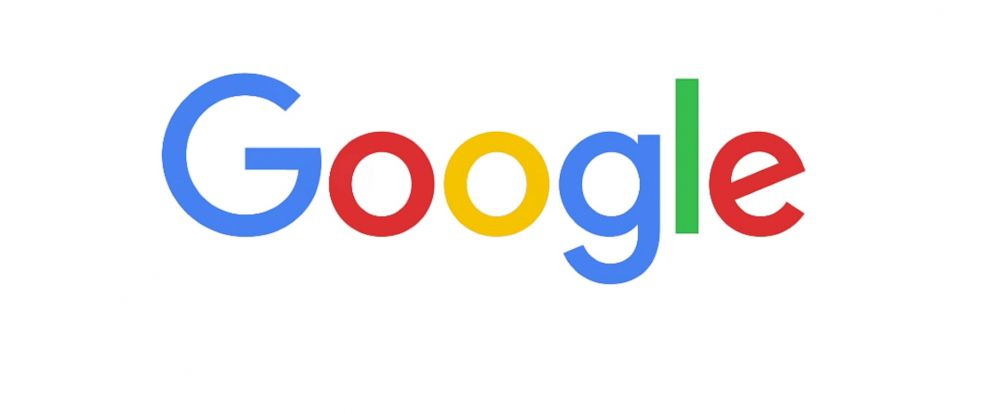 PHOTO: Google released a new logo.