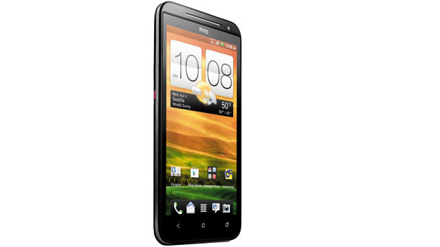 PHOTO: Sprint's HTC EVO 4G LTE has a large screen, runs Android, and has Sprint LTE.