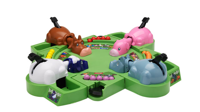 PHOTO: Zynga's Farmville has inspired a new Hungry Hungry Herd game from Hasbro.