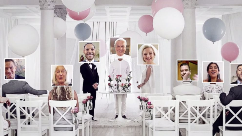 Ikea Gets Into the Business of Love With Virtual Weddings - ABC News