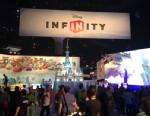 "PHOTO: ""Disney Infinity"" is the centerpiece of Disney Interactive Studios Exhibition at E3."