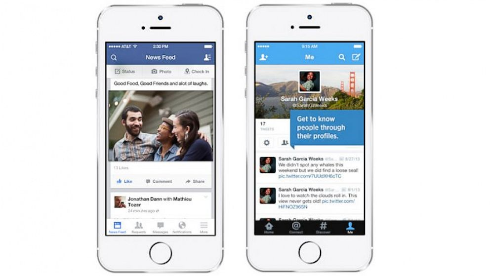 facebook app for iphone and iphone apps get refreshed for ios 7 14061