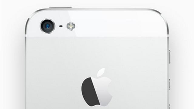 PHOTO: Apple iPhone 5