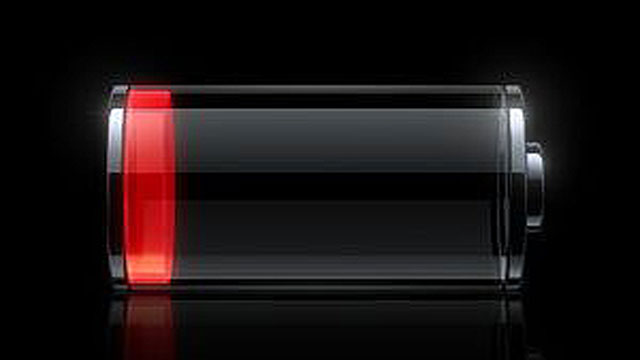 PHOTO: Users of the iPhone 4S are finding that their battery life doesnt last long.