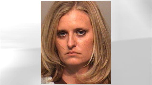 PHOTO: Jennifer Christine Harris was arrested, Nov. 1, 2011.