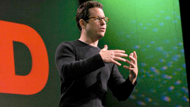 PHOTO: J.J. Abrams is seen speaking at TED 2007 in this undated file photo.