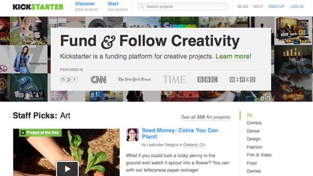 Kickstarter vs  Quirky: Startups Provide New Routes for