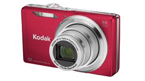 PHOTO The Kodak EasyShare M381 Digital Camera is shown.