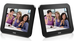 Photo: KODAK PULSE Digital Frame Keeps Pictures Fresh, and Family and Friends Closer