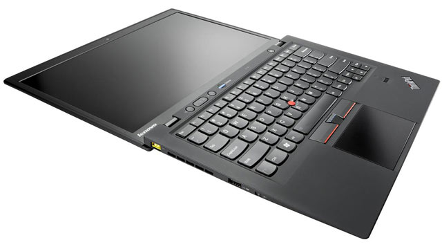 PHOTO: The Lenovo ThinkPad X1 Carbon is seen in this undated handout photo.