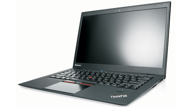 PHOTO: Lenovos ThinkPad X1 Carbon ultrabook starts at $1,399.