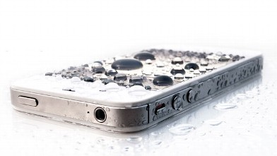 PHOTO: Liquipel is company that applies a waterproof coating to electronics, making them waterproof inside and out.