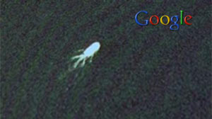 Loch Ness spotted on Google Earth