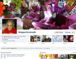"""PHOTO: Marguerita Josephs facebook profile. In the about section on her page she writes, """"I was actually born on April 19, 1908 which makes me 102 years old but Facebook wouldnt let me enter in a date that goes back that far."""""""