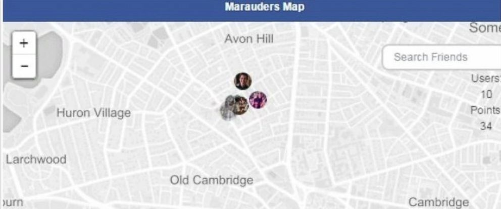 How to hide your location on facebook messenger abc news photo the marauders map chrome extension promises to allow you to map your gumiabroncs Choice Image